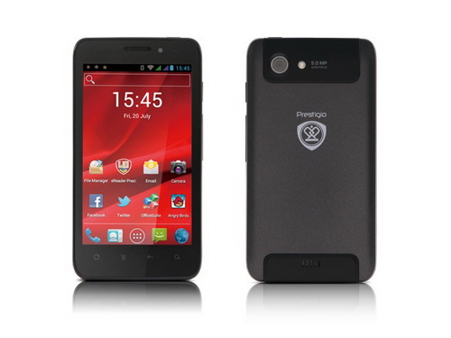 Best Buy Nagrada Za – Prestigio MultiPhone 4300 DUO Image