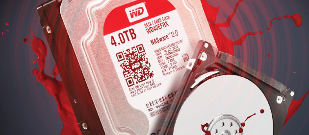 REDVolution! WD® predstavlja nove WD Red™ Drives